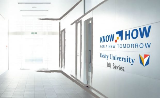 Devry careers of the future 101
