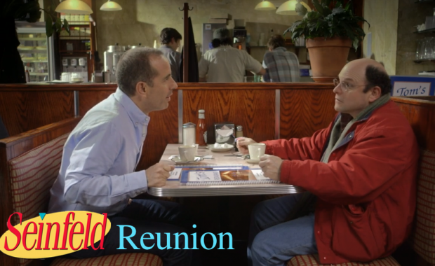 Seinfeld Reunion Super Bowl Commercial