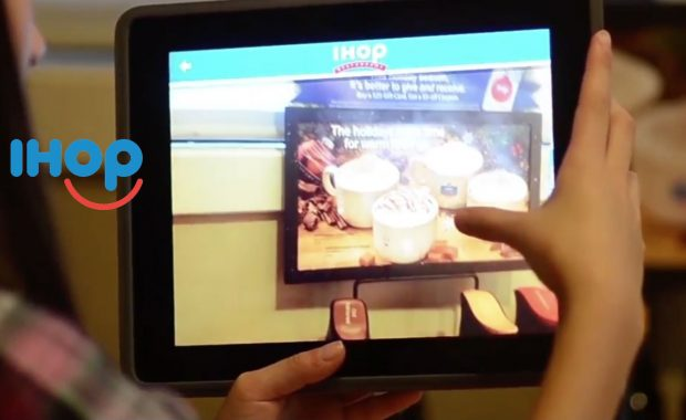 ihop augmented reality app