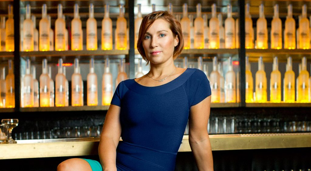 Belvedere Vodka Master Class voiced by 2015's Best International Brand Ambassador Claire Smith-Warner