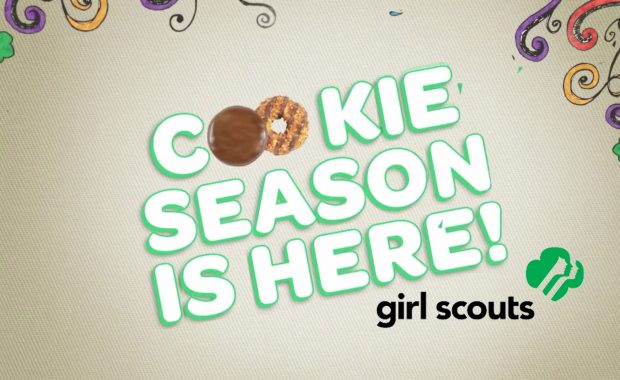 Girl Scouts Cookie Season Animations